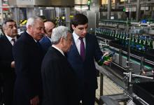 Рабочий визит Президента Сержа Саргсяна в марз  Вайоц дзор