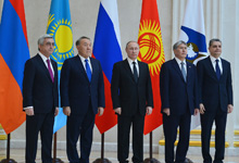 Working visit of President Serzh Sargsyan to Russian Federation