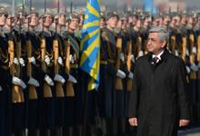 Официальный визит Президента Сержа Саргсяна в Российскую Федерацию