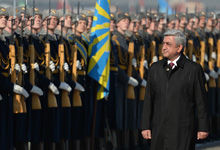 Official visit of the President Serzh Sargsyan to Russian Federation
