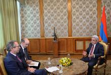 President Serzh Sargsyan's interview to Agencia EFE