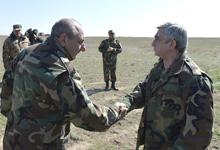 Рабочий визит Президента Сержа Саргсяна в Республику Арцах