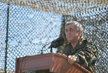 Remarks of the President of Armenia, Commander-in-Chief Serzh Sargsyan after the military exercise