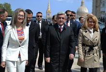 Рабочий визит Президента Сержа Саргсяна в Республику Мальту