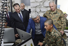 Working visit of President Serzh Sargsyan to the Republic of Artsakh