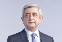 President Serzh Sargsyan's Address on the occasion of Victory and Peace Day