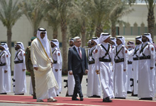 Official visit of the President Serzh Sargsyan to the State of Qatar