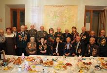 Первая леди Рита Саргсян посетила Дом Ветеранов