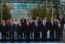 Նախագահ Սերժ Սարգսյանի աշխատանքային այցը Ղազախստանի Հանրապետություն