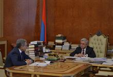 Президент Армении дал ряд важных поручений по развитию «зеленой энергетики» и повышению безопасности Мецаморской АЭС