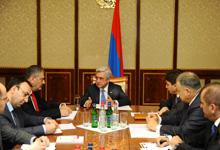 President holds consultation on public service system reform