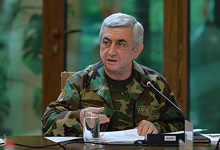 """President Serzh Sargsyan's concluding remarks delivered at the public debate on """"Ditaket,"""" """"I have the honor,"""" """"This is me"""" programs"""