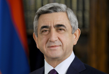 Armenia-Iran relations are exemplary and unique – President Serzh Sargsyan's interview to Iranian Shargh daily