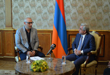 President Serzh Sargsyan's interview to Iranian state news agency IRNA