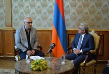 President Serzh Sargsyan's interview to Iranian state news agency IRNA