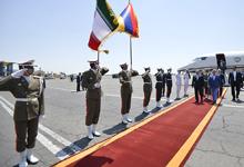 Рабочий визит Президента Сержа Саргсяна в Исламскую Республику Иран