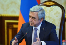 The President holds a meeting to discuss preparations for sixth Armenia-Diaspora conference and the establishment of Pan-armenian council