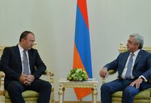 President receives Foreign Minister of Bosnia and Herzegovina