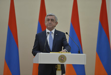 President Serzh Sargsyan's Congratulatory Message on Artsakh Independence Day