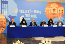 President Serzh Sargsyan attends Armenia-Diaspora conference working group meeting