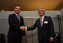 RA President meets with President of Poland