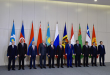 CIS Council of Heads of State meeting kicked off in Sochi