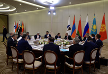 Supreme Eurasian Economic Council meeting took place in Sochi