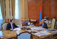 Chairman of State Committee of Real Estate Cadastre reports reform progress