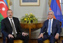 Negotiations between Armenian and Azerbaijani Presidents kick off in Geneva