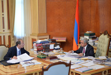 State Urban Development Committee Chairman reports progress in ongoing activities and investment programs