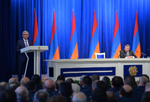 Statement by President Serzh Sargsyan at the extended meeting of Police Board