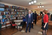 President visits European Regional Educational Academy