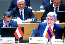 Statement by President Serzh Sargsyan at the Eastern Partnership summit