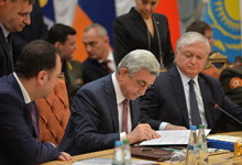 CSTO Collective Security Council Minsk session concluded