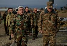 Նախագահին ներկայացրել են հայկական արտադրության նոր զինտեխնիկայի հնարավորությունները