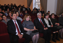 First Lady visits Tchaikovsky Music School