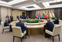 Նախագահը Մոսկվայում մասնակցել է ԱՊՀ մասնակից պետությունների ղեկավարների ոչ պաշտոնական հանդիպմանը
