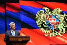 Поздравительная речь Президента во время торжественной церемонии награждения и чествования представителей спортивного сообщества