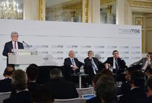 Выступление Президента Сержа Саргсяна на Мюнхенской конференции по безопасности