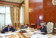 Minister of Economic Development and Investments reports progress in implementation of presidential assignments and activities scheduled for 2018