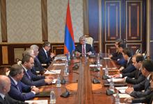 Նախագահ Սերժ Սարգսյանը հրավիրել է Ազգային անվտանգության խորհրդի նիստ