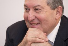 "Президент Армен Саркисян дал интервью информационному агентству ""ТАСС"""