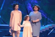 A concert organized by Rita Sargsyan was held on Motherhood and Beauty Day