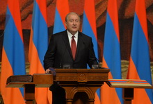 Address by President Armen Sarkissian on the occasion of Victory and Peace Day
