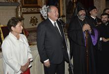 President Sarkissian met with the representative of the Georgian-Armenian community