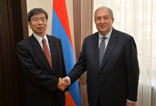 President offered representatives of the ADB to expand the framework of cooperation