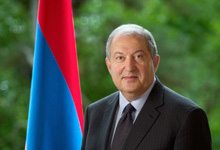 President Armen Sarkissian's Congratulatory Message on Constitution Day