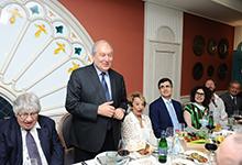 Президент провёл встречу с кинодеятелями