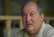 Интервью президента Саркисяна информационным агентствам РИА Новости с Спутник- Армения