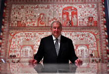 Working visit of the President Armen Sarkissian to New York